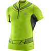 Salomon M's S-LAB Exo Zip Tee Granny Green/Black